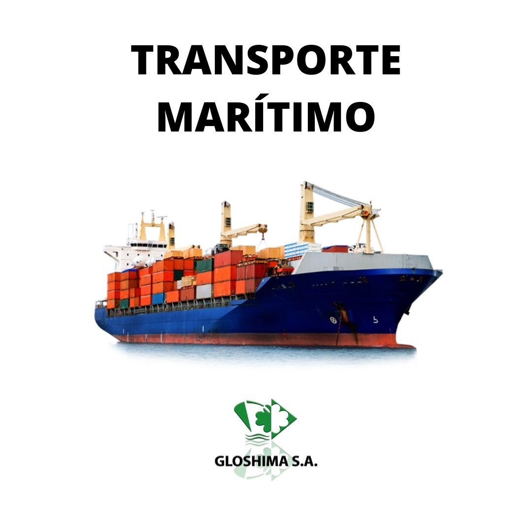 Gloshima Transporte Marítimo