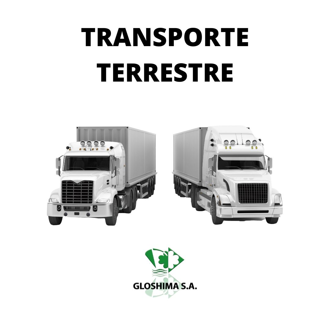 Gloshima Transporte Terrestre