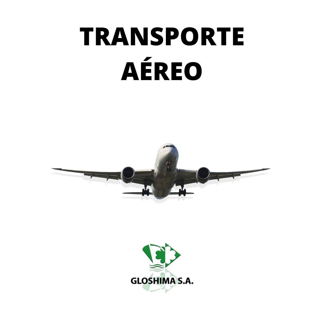 Gloshima Transporte Aéreo